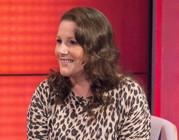 X Factor contestant Sam Bailey on Daybreak