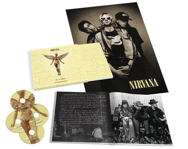 Nirvana - In Utero anniversary release