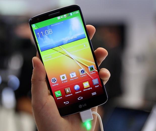 LG G2 phone