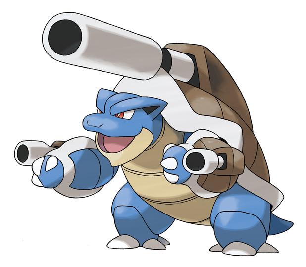 Mega Blastoise