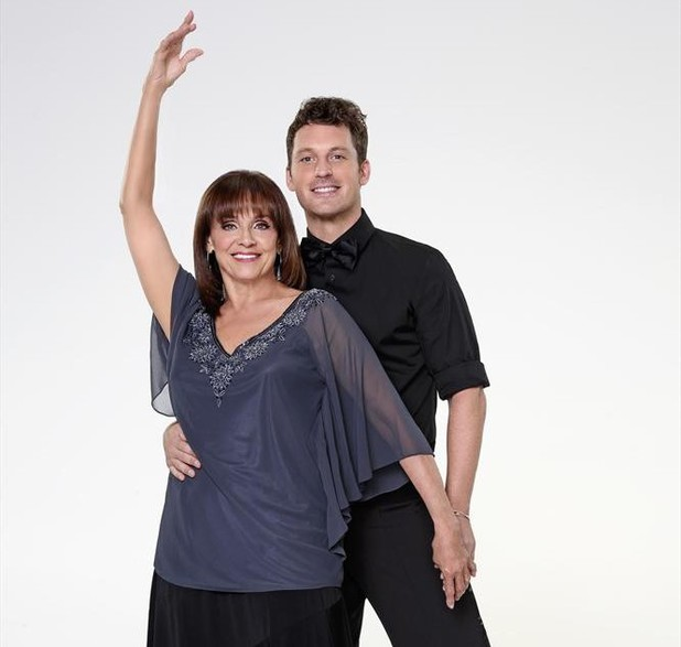 Dancing With The Stars 2013: Valerie Harper and Tristan MacManus