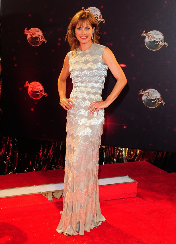 Judge Darcey Bussell