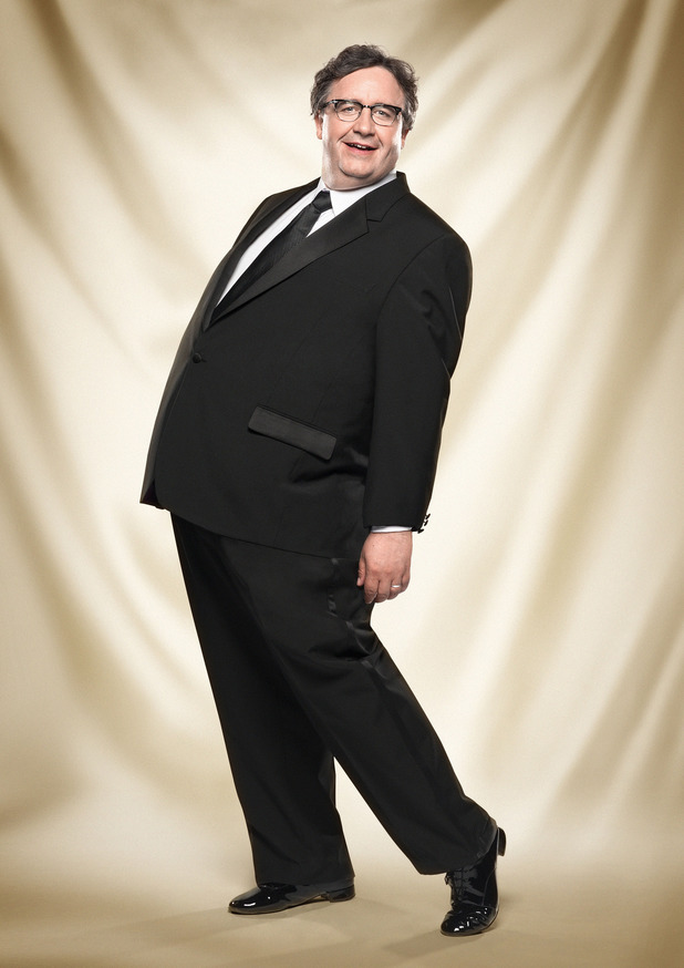 Strictly Come Dancing 2013: Mark Benton