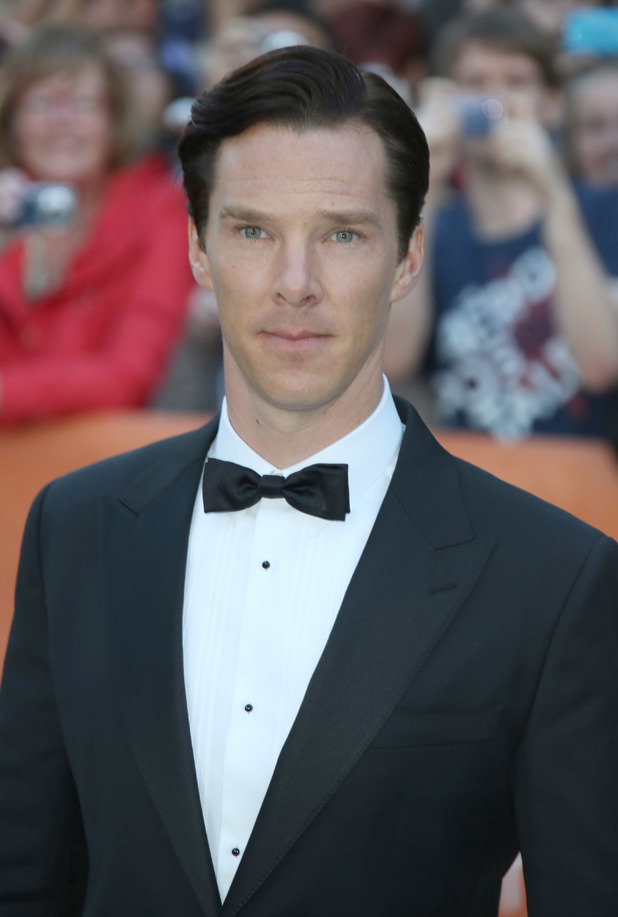 Benedict Cumberbatch Toronto International Film Festival -'The Fifth Estate' Premiere at Roy Thomson Hall - Arrivals