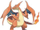 Pokemon X and Y: Mega Charizard