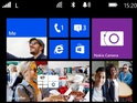 A leaked screenshot adds fuel to rumors of a large-screen Lumia handset.