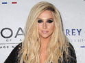 Ke$ha performs at 1 Oak Nightclub at The Mirage Resort and Casino Las Vegas