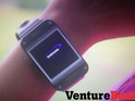 Alleged photographs of the Android-powered smartwatch reveal a blocky design.