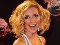 The Strictly Come Dancing star shows off a different kind of footwork on TV.