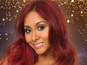 Snooki says that she loves the other contestants taking part in the show.