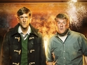 James Corden and Mathew Baynton will return as bumbling Sam and Phil.