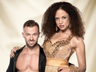 Strictly Come Dancing Natalie Gumede: 'I've struggled to win fans over'