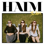 Haim 'The Wire' single artwork.