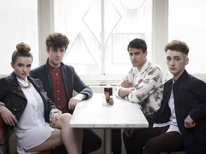 Clean Bandit press shot.