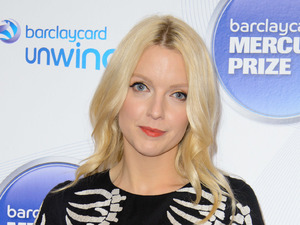 Lauren Laverne at the Barclaycard Mercury Prize Nominations 2013.