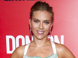 "Scarlett Johansson attends the ""Don Jon"" premiere on Thursday, Sept. 12, 2013 in New York"