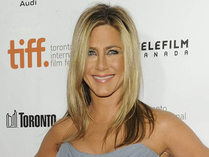 Jennifer Aniston attends the Life of Crime premiere at the 2013 Toronto International Film Festival.