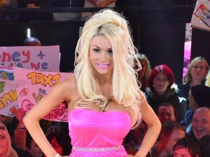 Courtney Stodden eviction from Celebrity Big Brother.