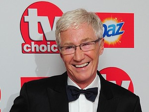 Paul O'Grady arriving for the 2013 TV Choice awards at the Dorchester Hotel, London.