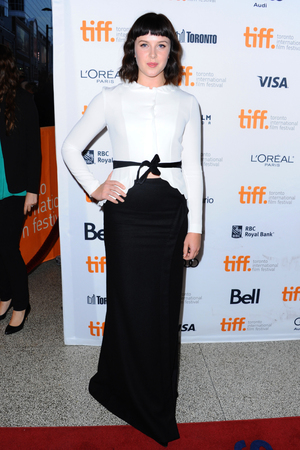 Alexandra Roach, 'One Chance' film premiere at the Toronto International Film Festival, Canada - 09 Sep 2013