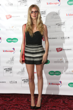 Spectacle Wearer Of The Year Awards, London, Britain - 10 Sep 2013 Diana Vickers