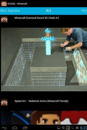 KicVidz - Minecraft