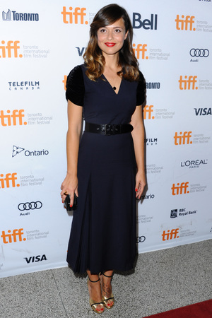 Valeria Bilello 'One Chance' film premiere at the Toronto International Film Festival, Canada - 09 Sep 2013
