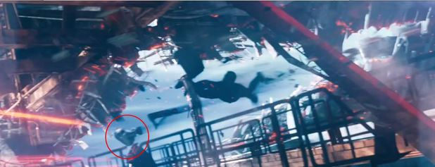 R2-D2 spotted in 'Star Trek Into Darkness'