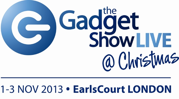 The Gadget Show Live at Christmas logo
