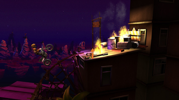 'Trials Frontier' screenshot