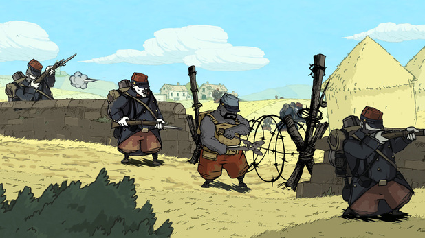 Valiant Hearts (current and next-gen consoles)