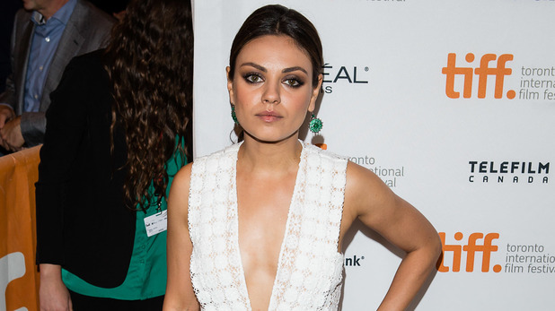 Mila Kunis 'Third Person' film premiere at the Toronto International Film Festival, Canada