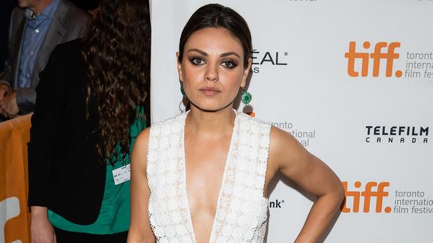 Mila Kunis 'Third Person' film premiere at the Toronto International Film Festival, Canada