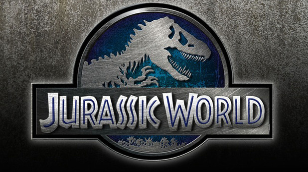 Jurassic Park 4 Jurassic World official logo