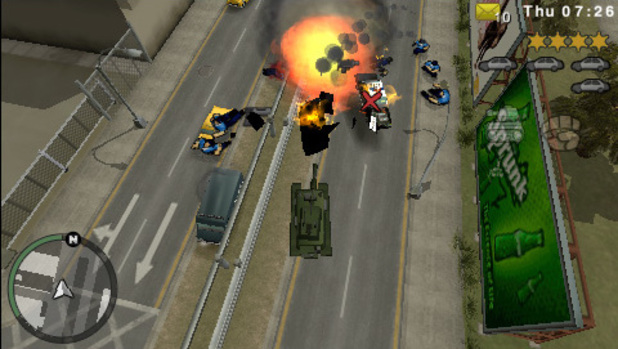 'Grand Theft Auto: Chinatown Wars' screenshot