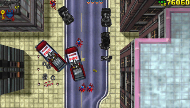 'Grand Theft Auto' screenshot