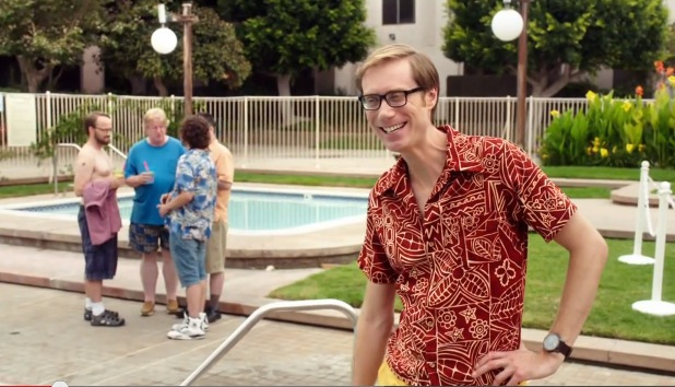 Stephen Merchant in HBO's 'Hello Ladies'