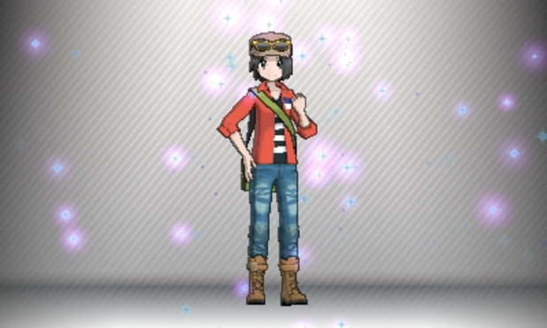 Pokemon X and Y: Trainer customisation