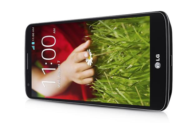 LG G2 smartphone