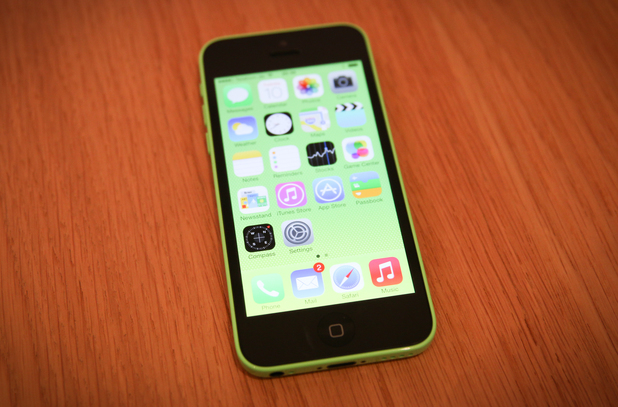 iPhone 5C production to be halved?