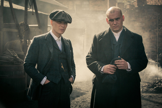'Peaky Blinders' Episode 1: Thomas Shelby (Cillian Murphy)