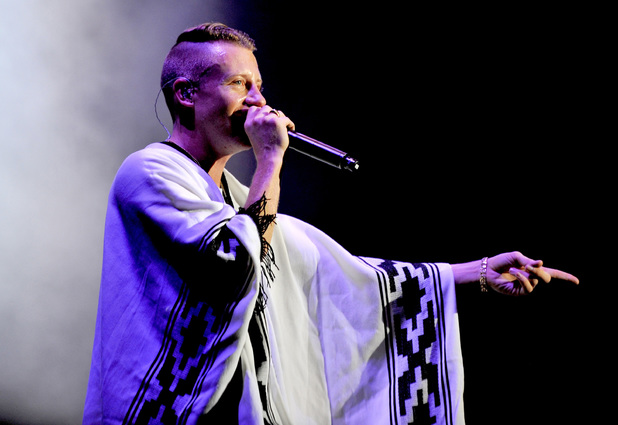 Macklemore ~ Manchester Apollo, September 12, 2013