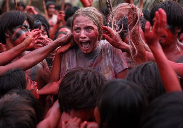 Sky Ferreira in 'The Green Inferno'