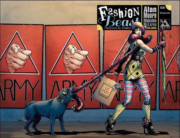 Alan Moore's 'Fashion Beast'
