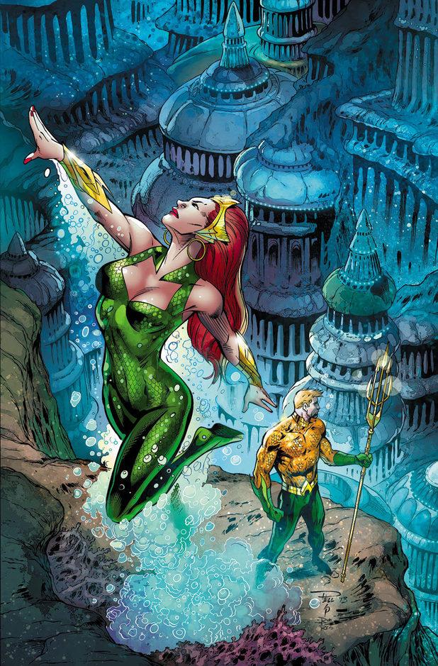 'Aquaman' #26