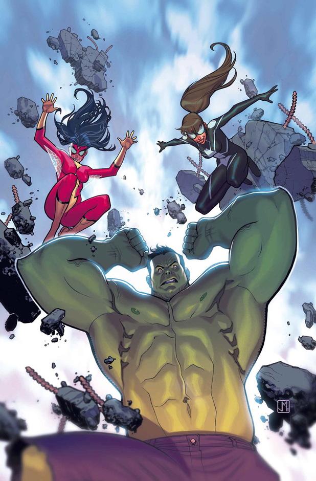 'Avengers Assemble' #22
