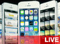Apple iPhone 5S, 5C launch as it happened