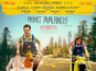 Paul Rudd in 'Prince Avalanche' poster