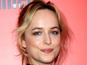 Dakota Johnson and Melanie Griffith step out for premiere of Don Jon at TIFF.