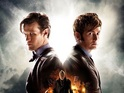 The Day of the Doctor 'stings' will air before and after Saturday's Atlantis.